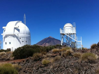 Guided visit of the Observatory