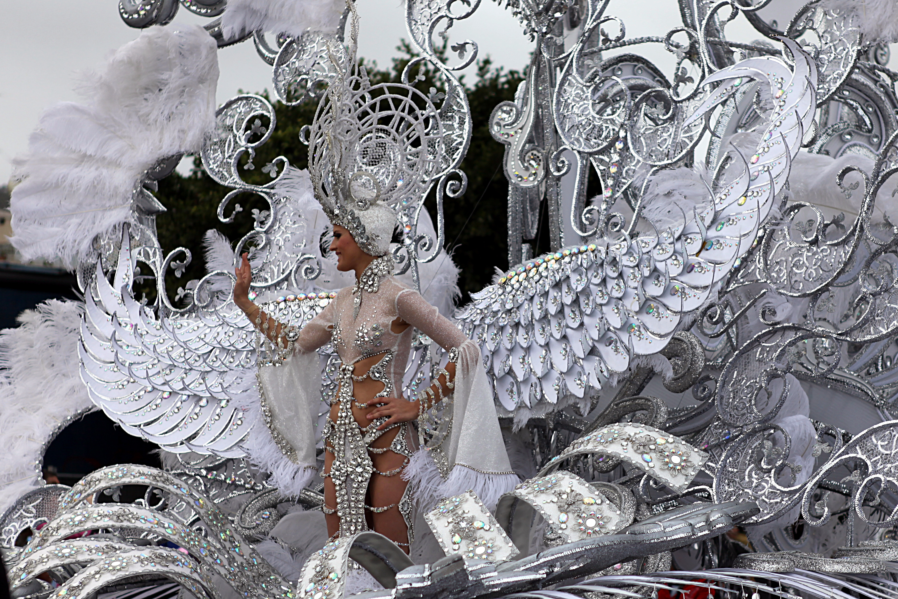 carnival of santa cruz de tenerife The 2017 tenerife carnival: the canary islands with a caribbean spirit   carnaval de tenerife  and then get ready for the next soiree: the carnival  season, which is held throughout the island, particularly in santa cruz.